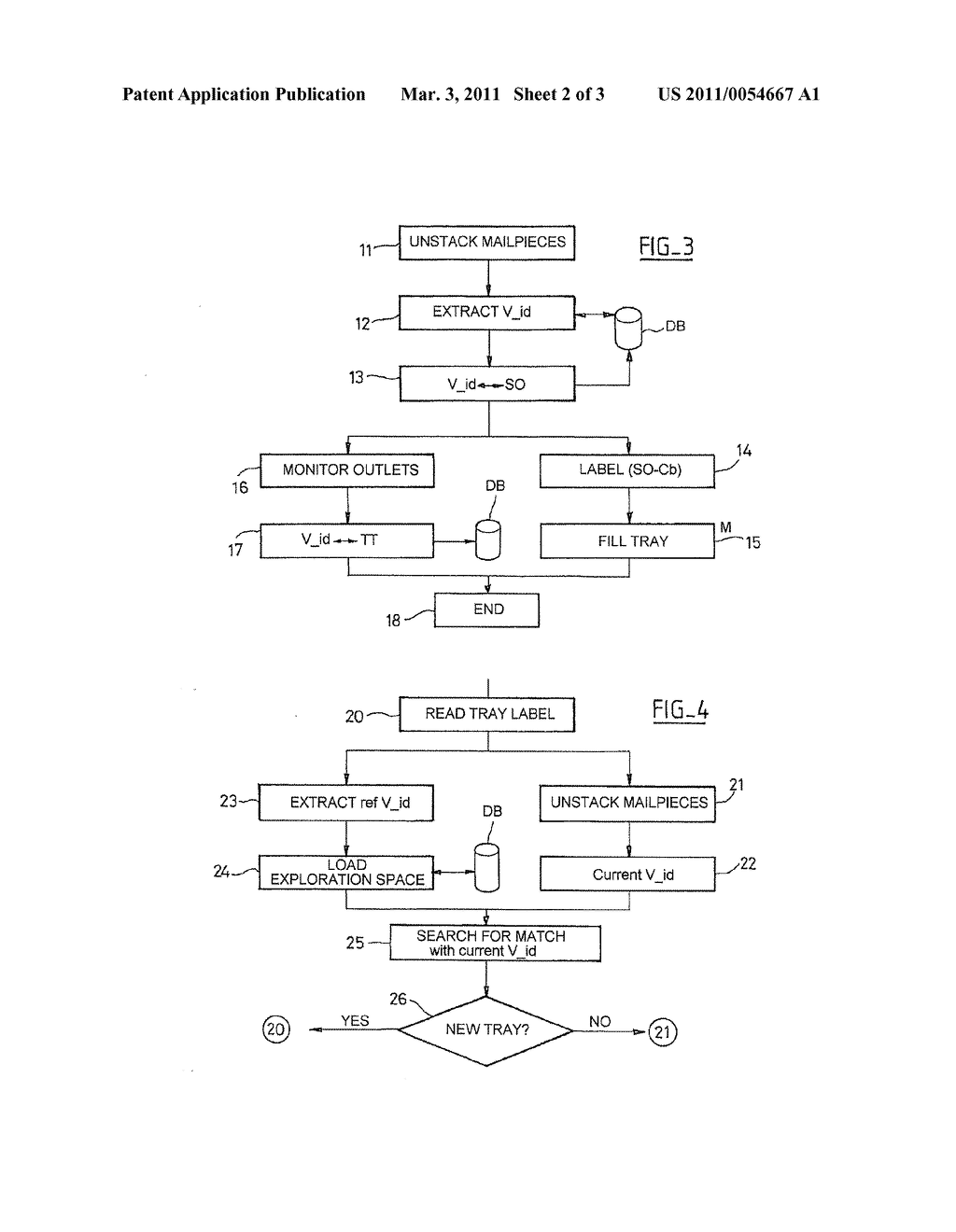 Method of Sorting Mailpieces, The Method Including Optimized Management of Mailpiece Signature Exploration Space - diagram, schematic, and image 03