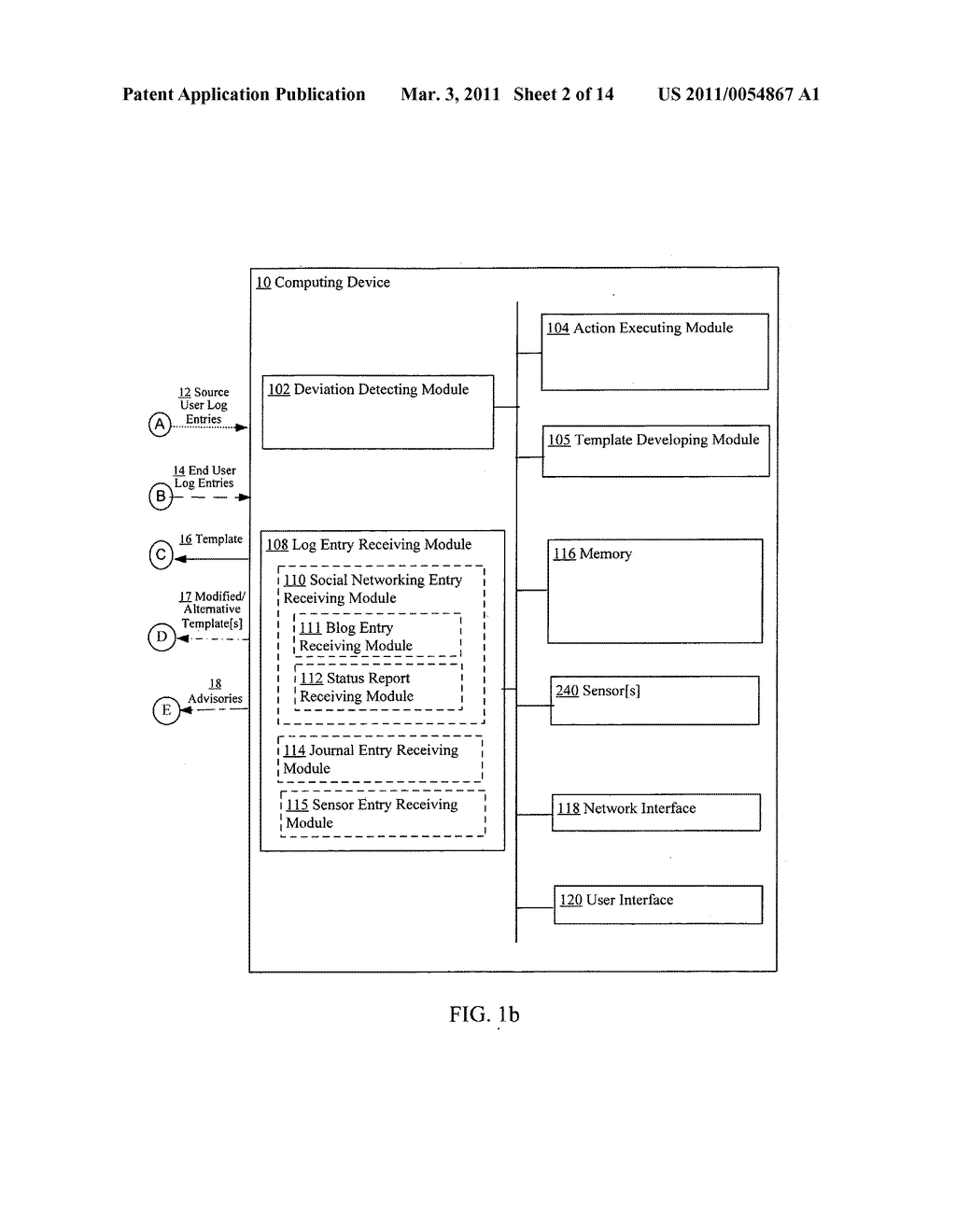 Detecting deviation from compliant execution of a template - diagram, schematic, and image 04