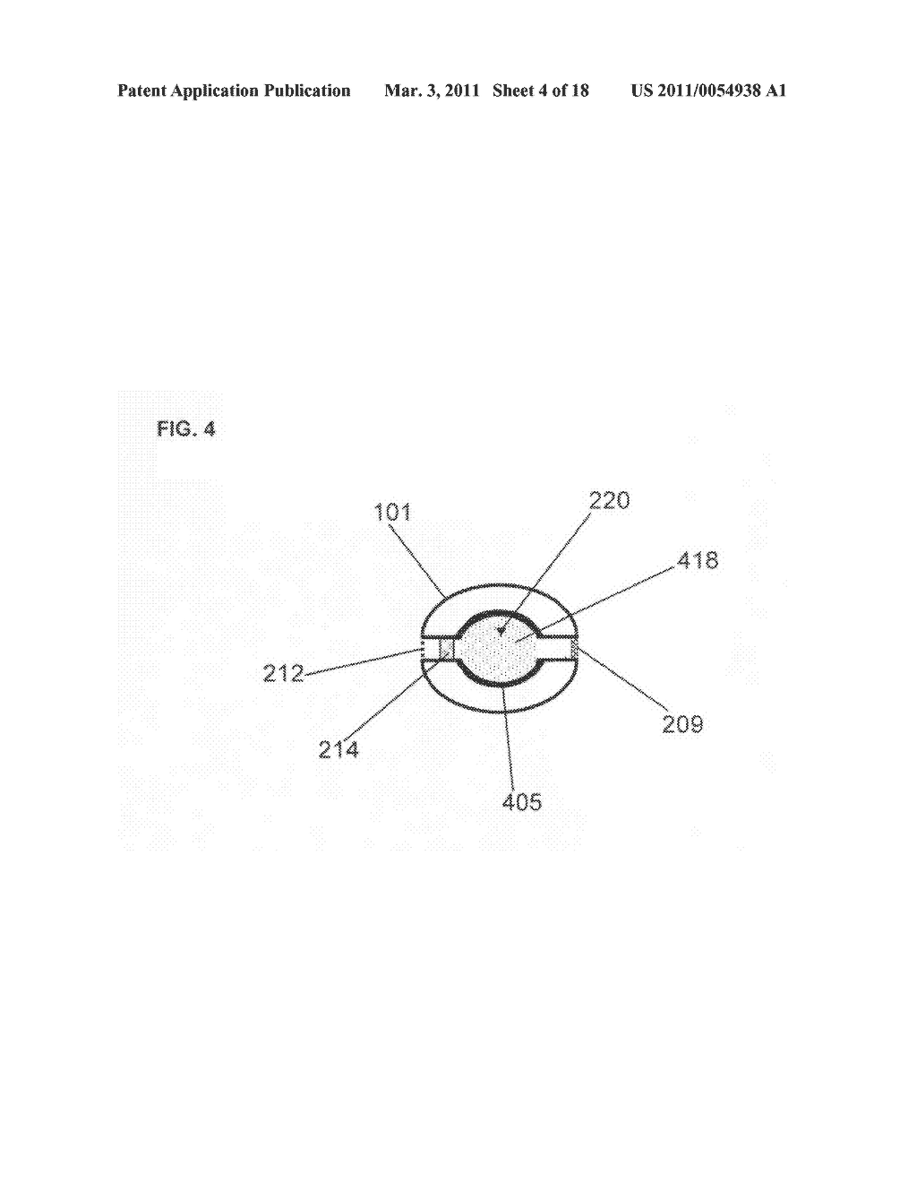 Devices and methods for detecting an analyte in salivary fluid - diagram, schematic, and image 05