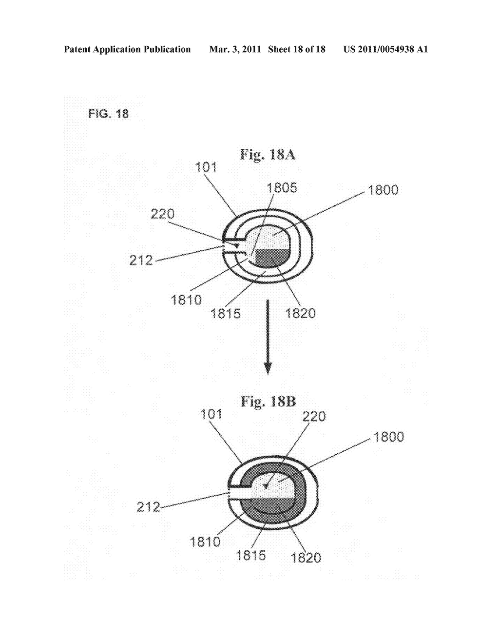 Devices and methods for detecting an analyte in salivary fluid - diagram, schematic, and image 19