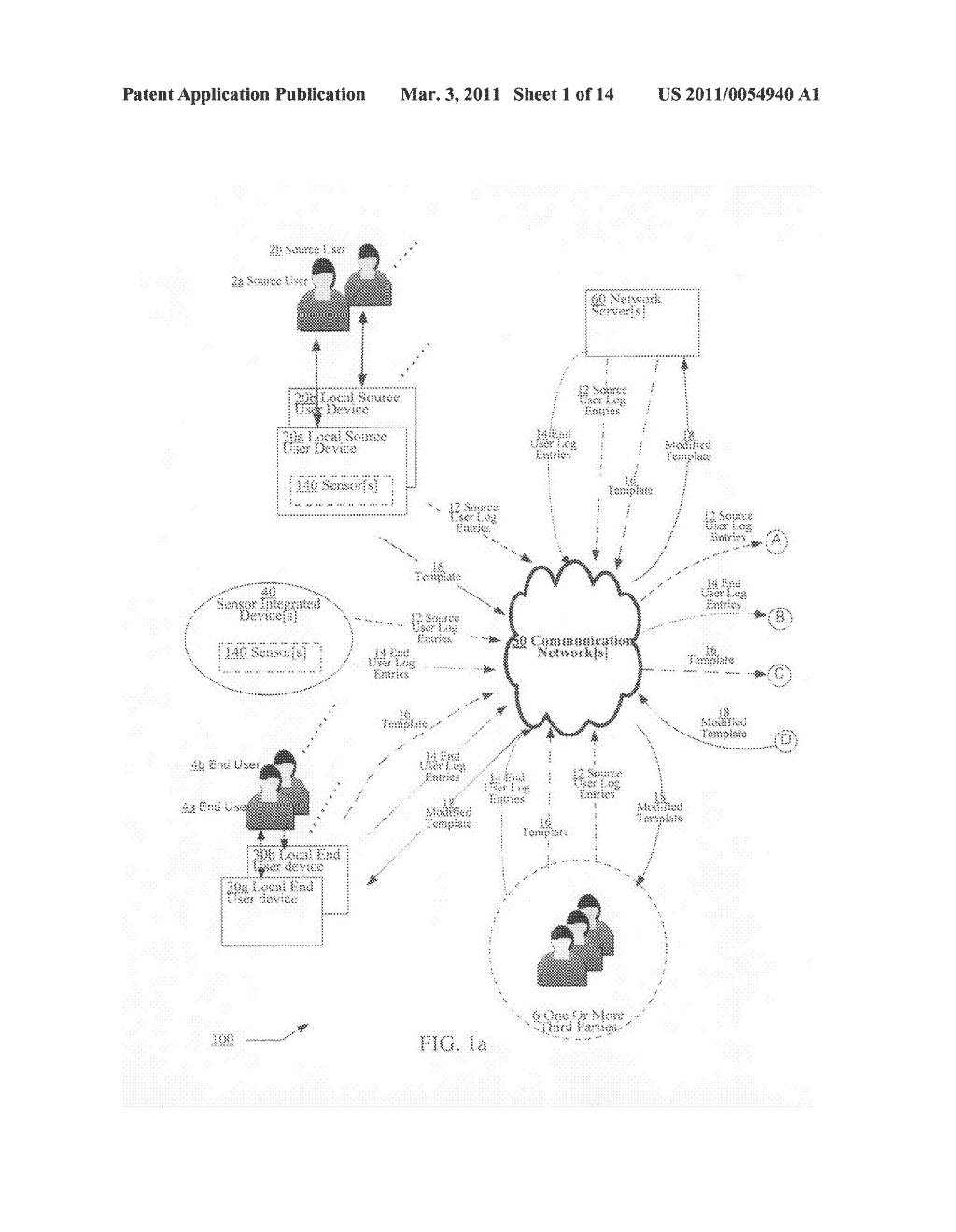 Template modification based on deviation from compliant execution of the template - diagram, schematic, and image 02