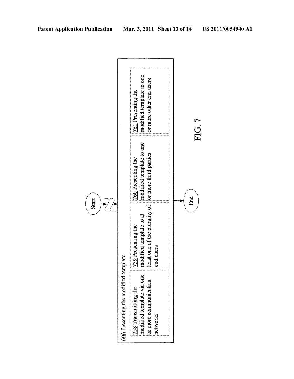 Template modification based on deviation from compliant execution of the template - diagram, schematic, and image 14