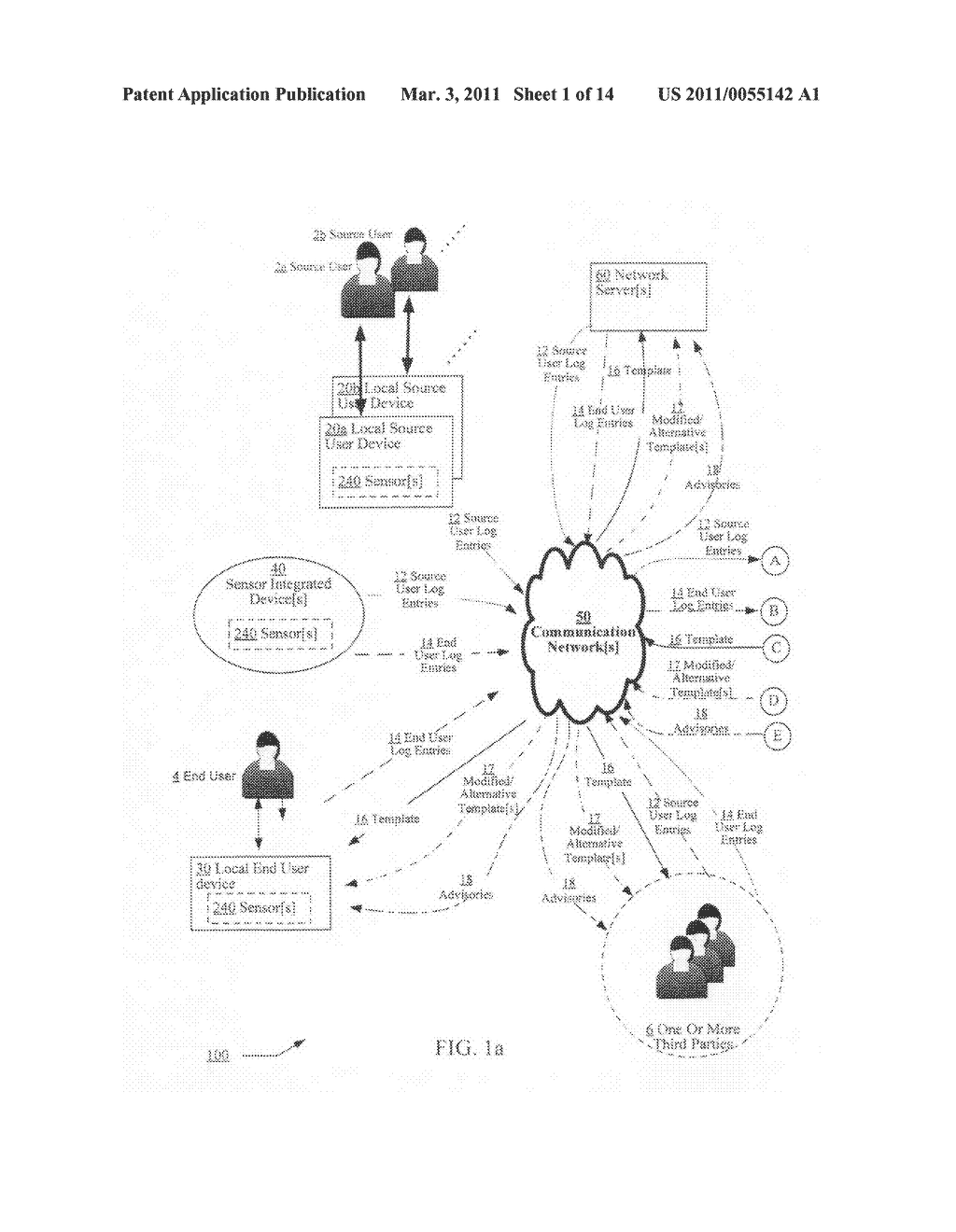 Detecting deviation from compliant execution of a template - diagram, schematic, and image 02