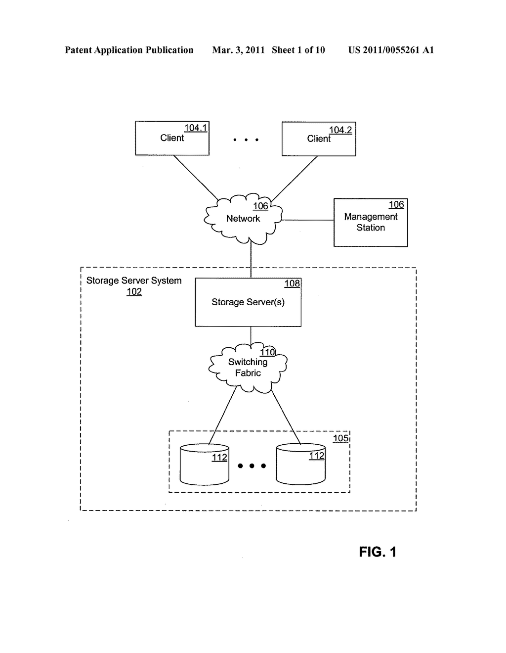 Methods and Systems for Concurrently Reading Direct and Indirect Data Blocks - diagram, schematic, and image 02