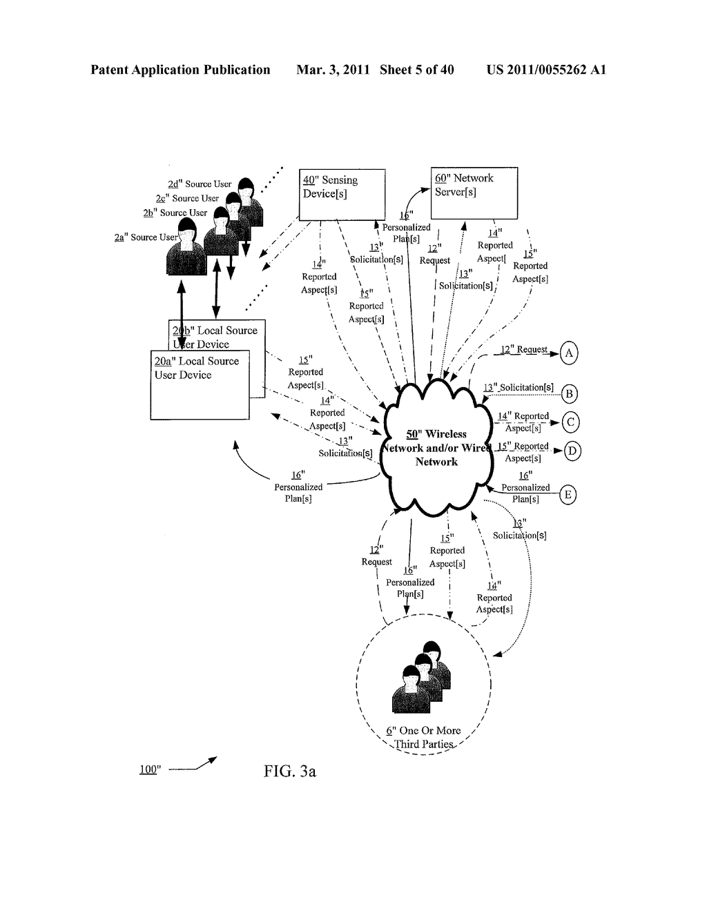 Personalized plan development based on one or more reported aspects' association with one or more source users - diagram, schematic, and image 06