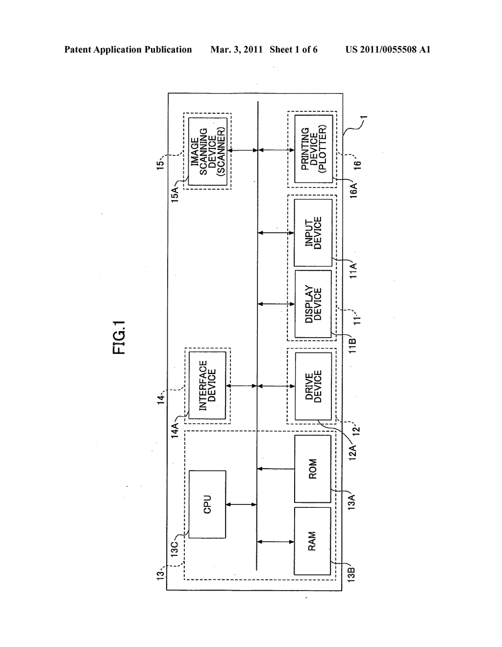 Information processing apparatus, data transfer method, and computer-readable recording medium - diagram, schematic, and image 02