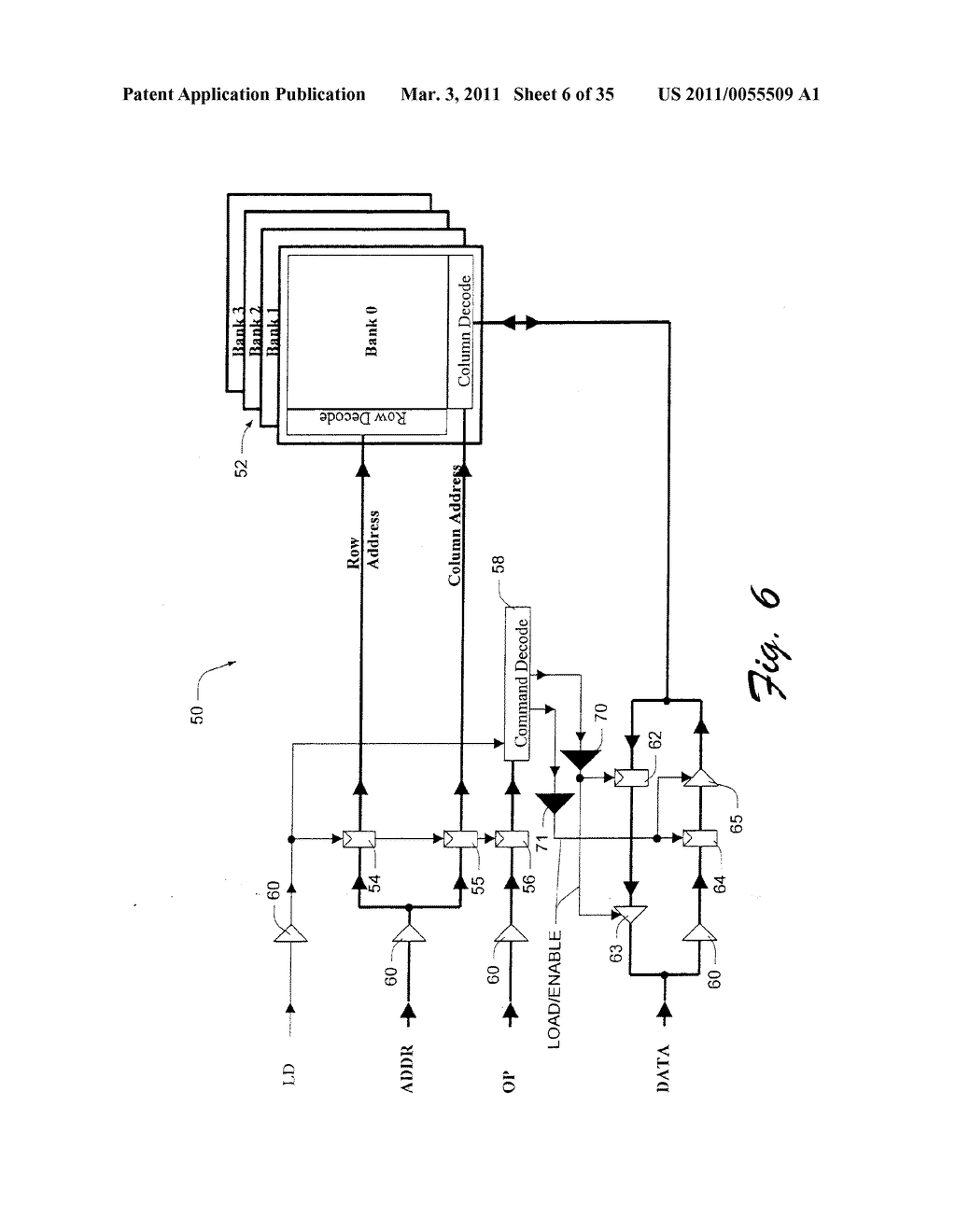 CONTROL COMPONENT FOR CONTROLLING A DELAY INTERVAL WITHIN A MEMORY COMPONENT - diagram, schematic, and image 07