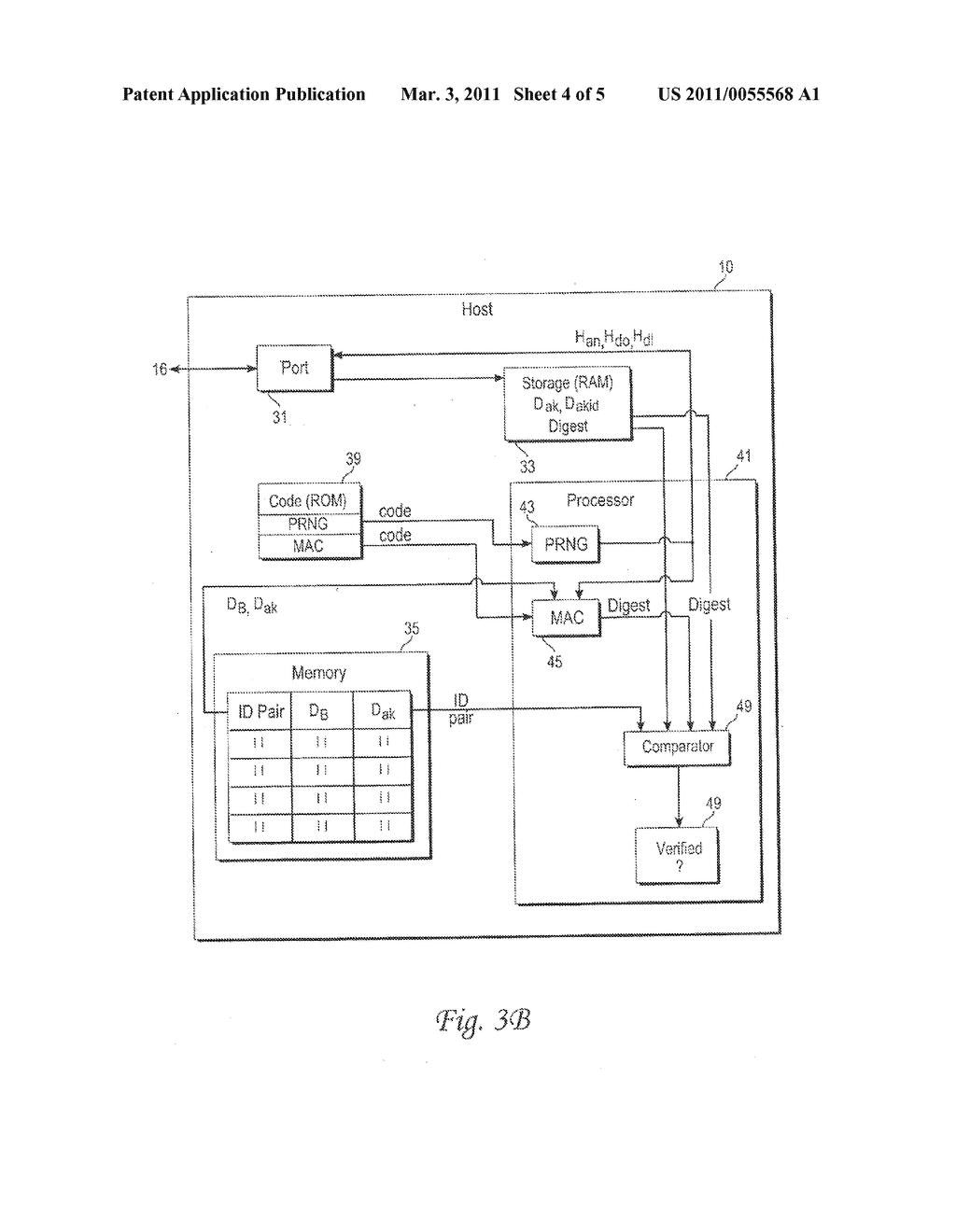 ZERO-KNOWLEDGE BASED AUTHENTICATION METHOD, SYSTEM, AND APPARATUS - diagram, schematic, and image 05