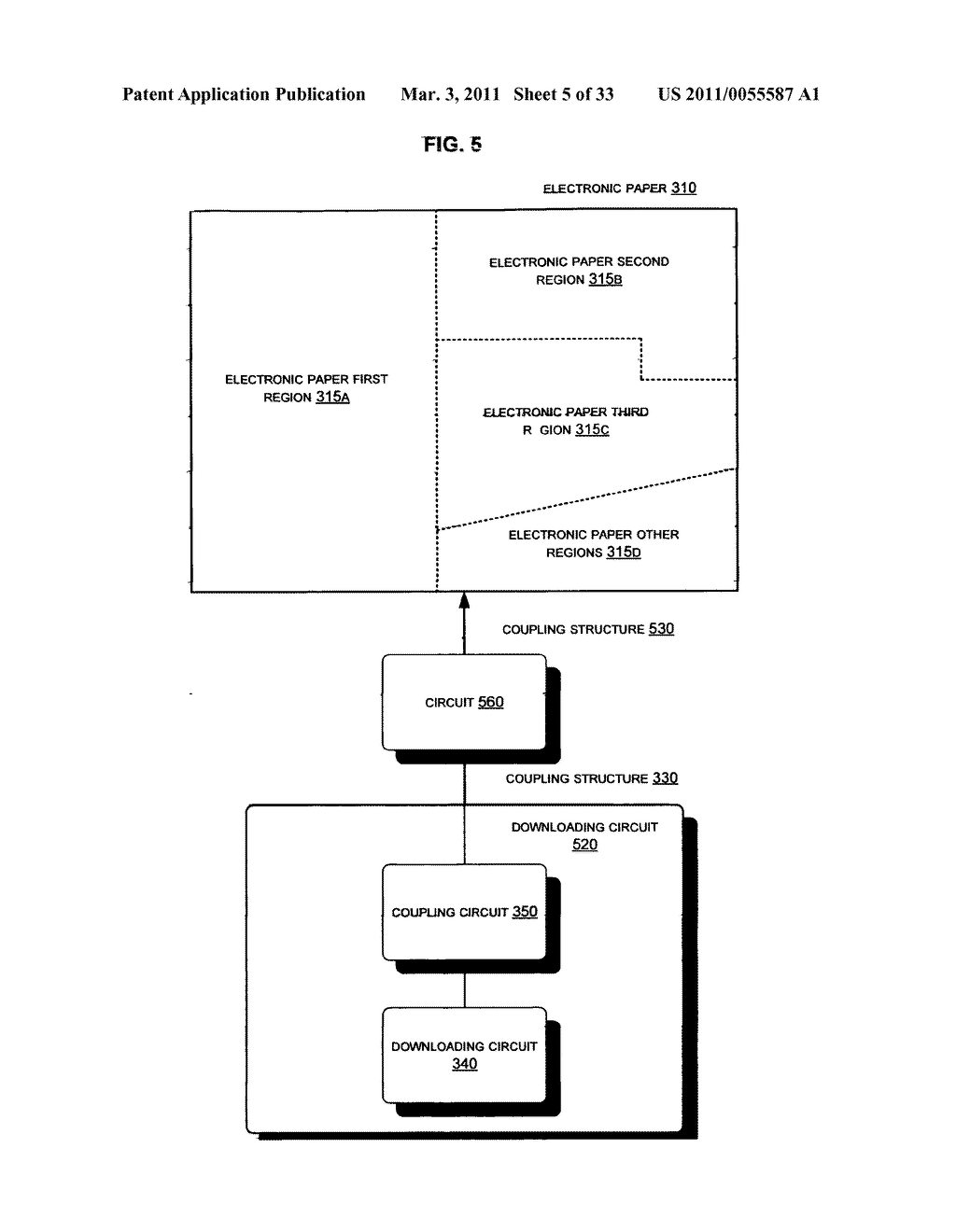 Alert options for electronic-paper verification - diagram, schematic, and image 06