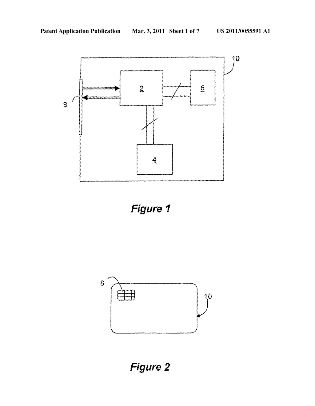 METHOD FOR CRYPTOGRAPHIC DATA PROCESSING, PARTICULARLY USING AN S BOX, AND RELATED DEVICE AND SOFTWARE - diagram, schematic, and image 02