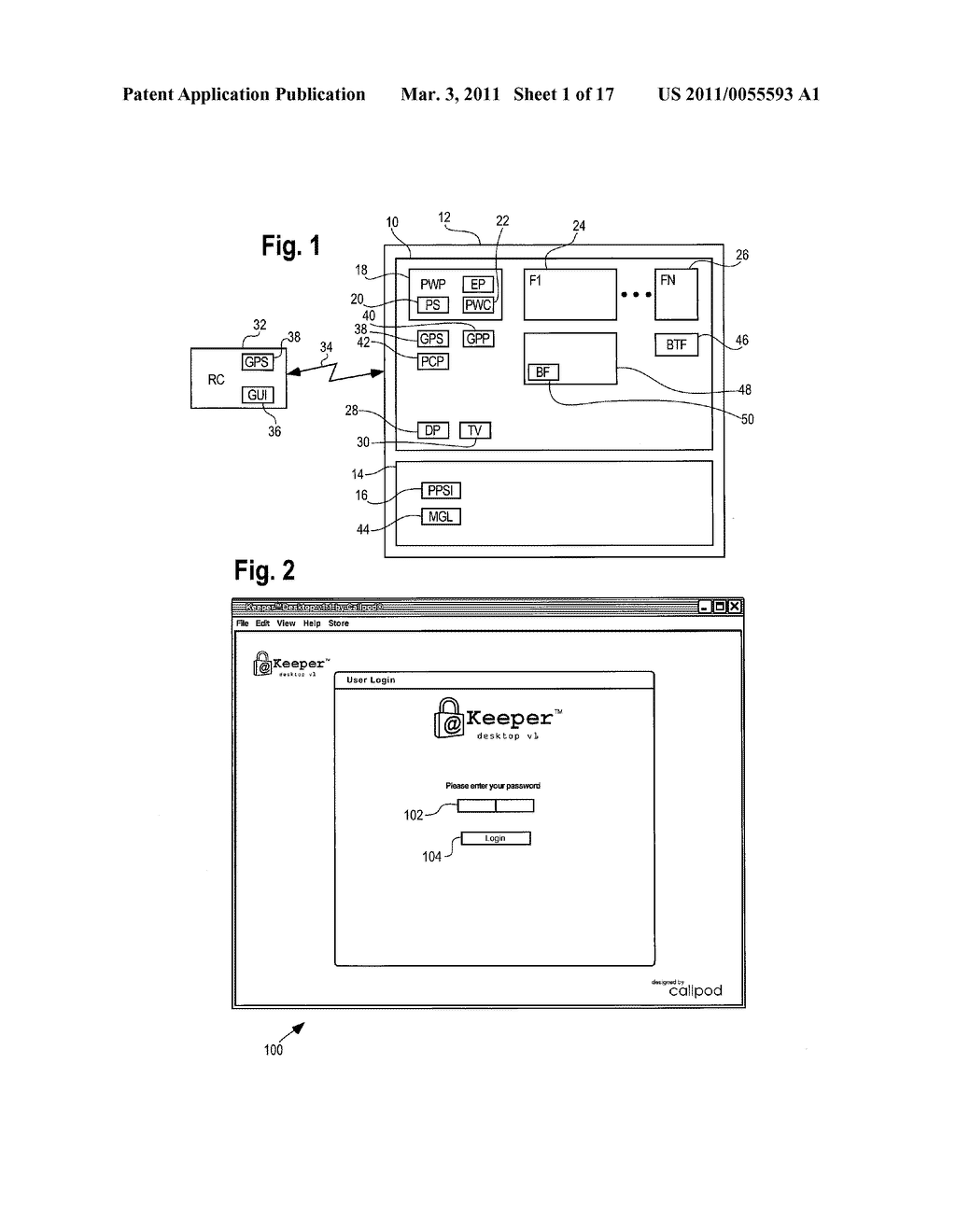 METHOD AND APPARATUS FOR PROTECTING ACCOUNT NUMBERS AND PASSWORDS - diagram, schematic, and image 02