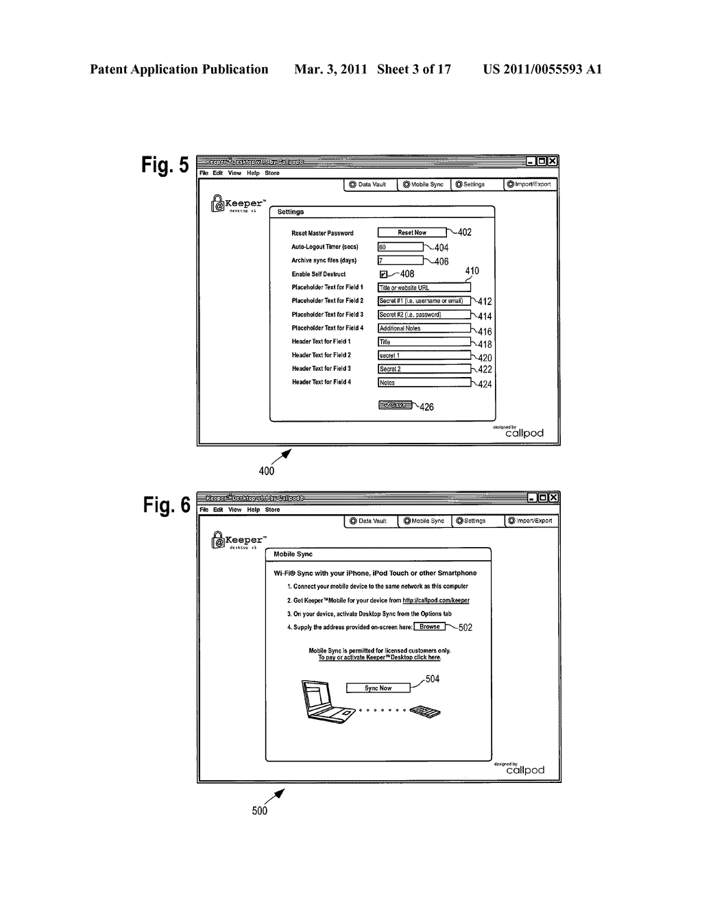 METHOD AND APPARATUS FOR PROTECTING ACCOUNT NUMBERS AND PASSWORDS - diagram, schematic, and image 04