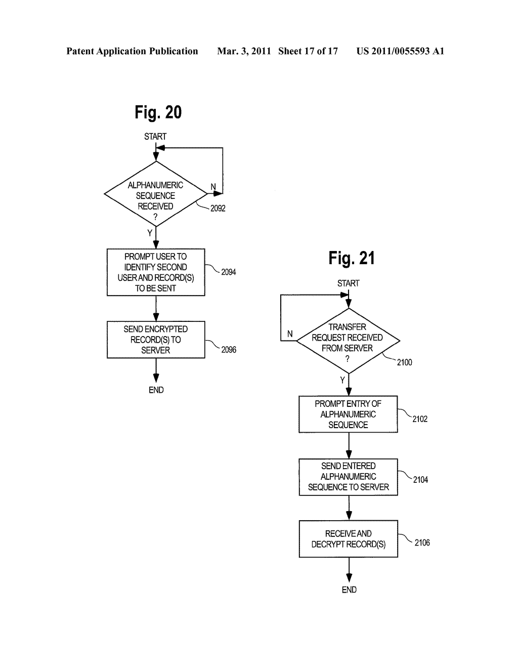 METHOD AND APPARATUS FOR PROTECTING ACCOUNT NUMBERS AND PASSWORDS - diagram, schematic, and image 18