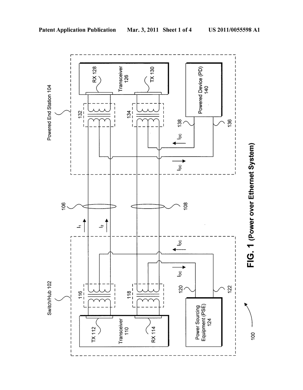 Ac Disconnect Diagram Wiring Will Be A Thing Of Power Over Ethernet Devices Schematic Rh Patentsencyclopedia Com Service