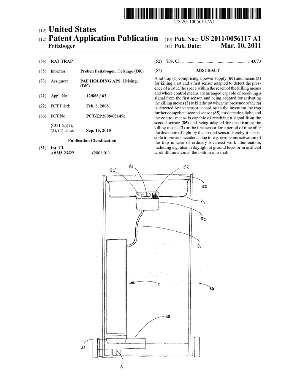 RAT TRAP - diagram, schematic, and image 01