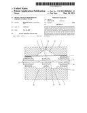 Device for electrohydraulic forming of sheet metal diagram and image
