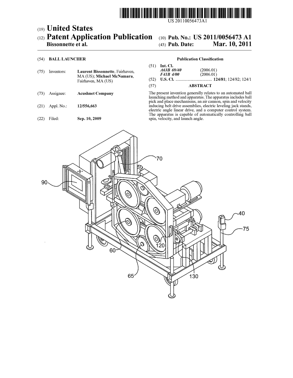 BALL LAUNCHER - diagram, schematic, and image 01