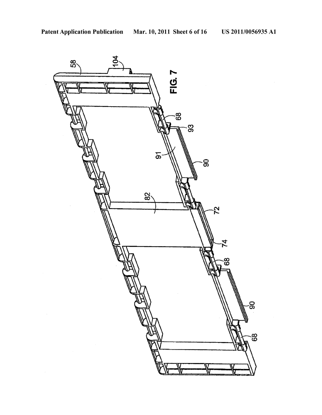Folding Container - diagram, schematic, and image 07