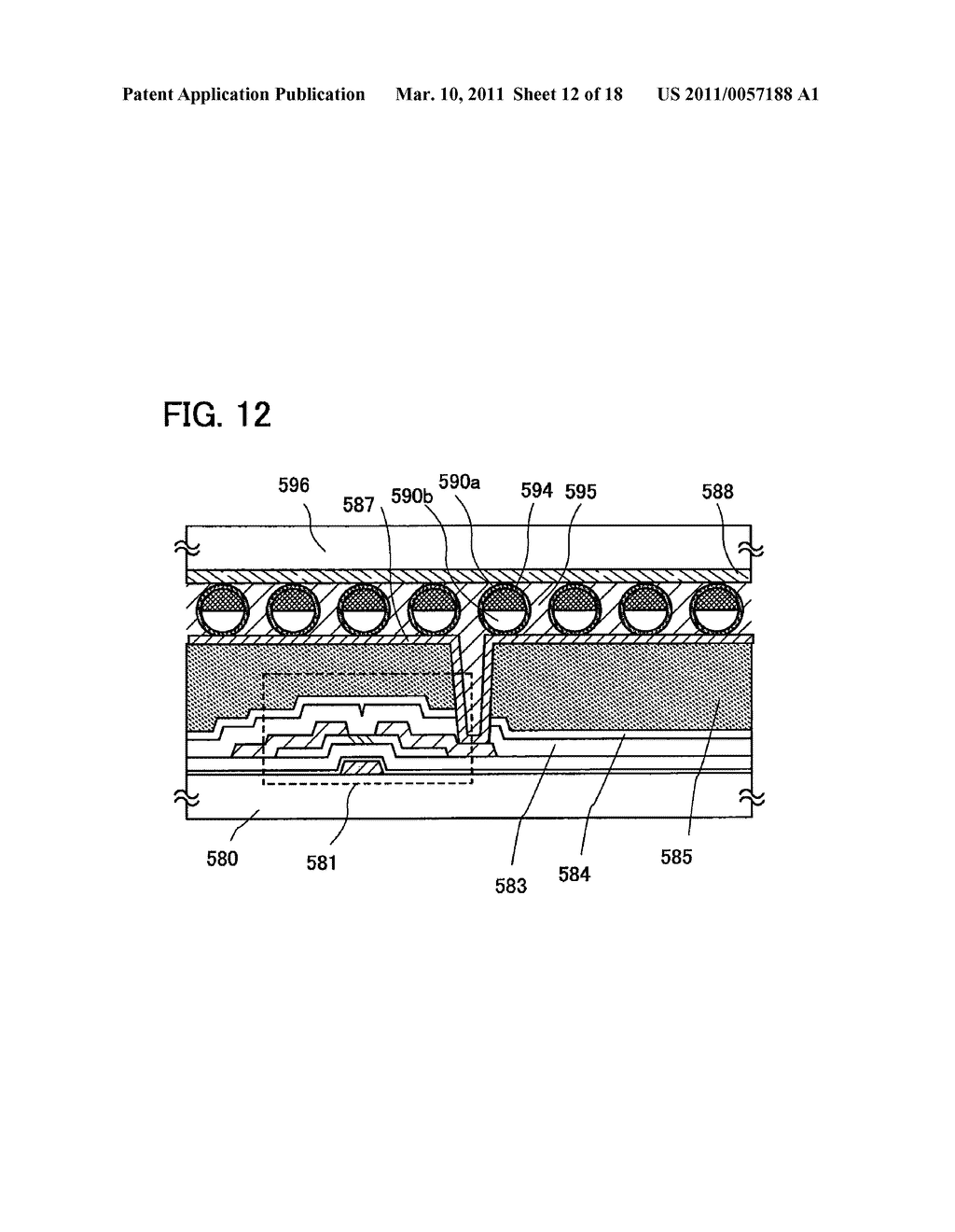 SEMICONDUCTOR DEVICE AND METHOD FOR MANUFACTURING SAME - diagram, schematic, and image 13