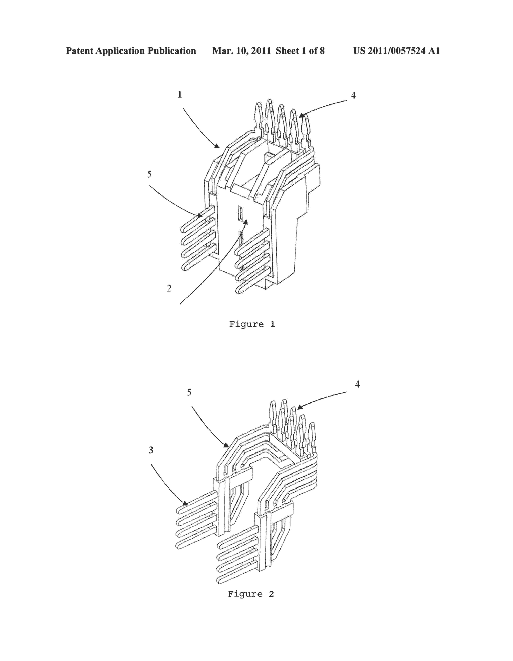 ELECTRICAL CONNECTOR ASSEMBLY FOR A BRUSHLESS MOTOR - diagram, schematic, and image 02