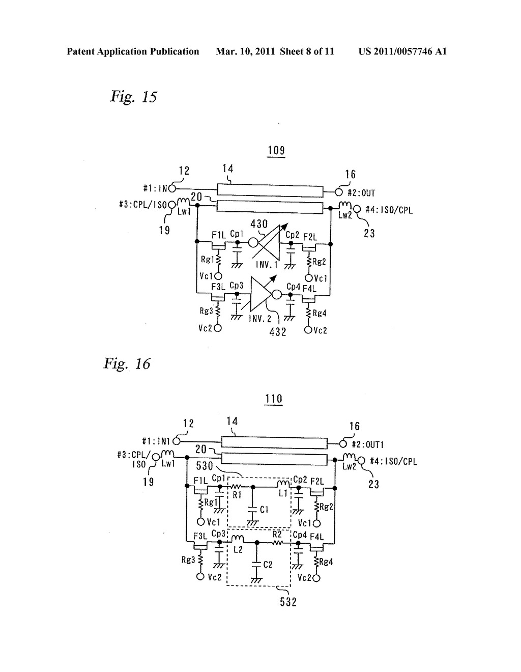 DIRECTIONAL COUPLER - diagram, schematic, and image 09