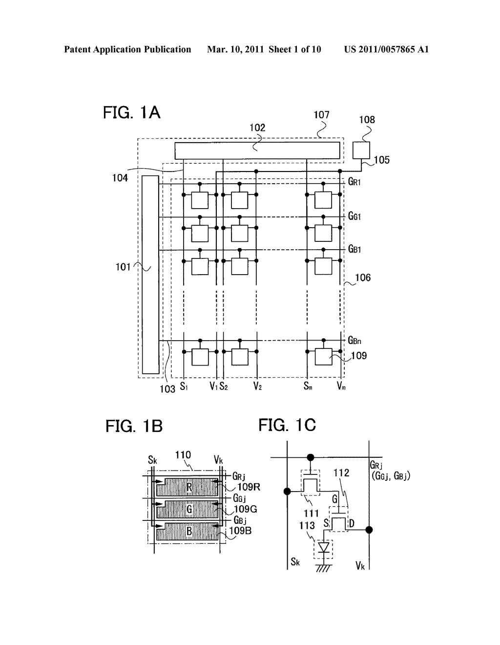 DISPLAY DEVICE AND ELECTRONIC DEVICE INCLUDING THE SAME - diagram, schematic, and image 02