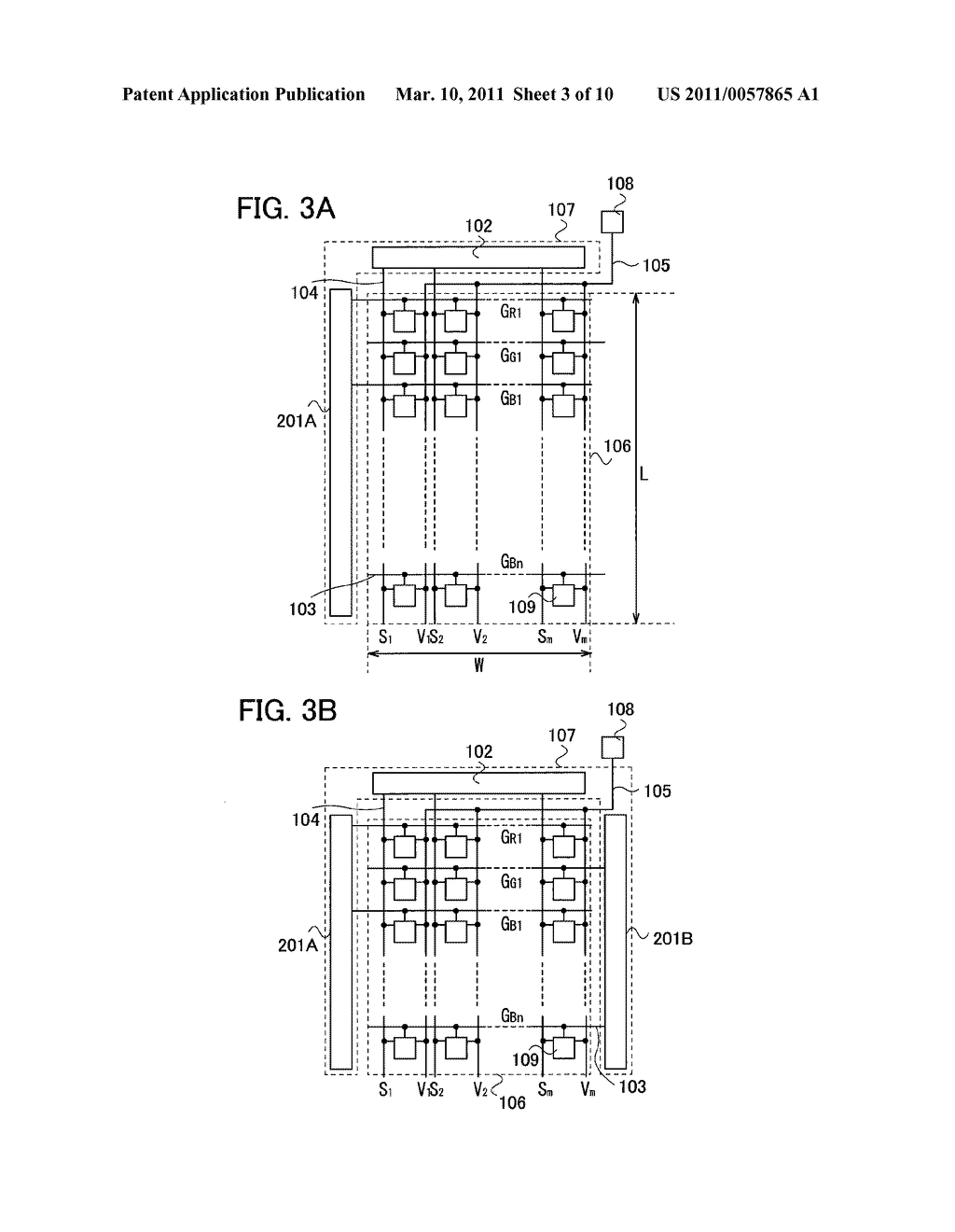 DISPLAY DEVICE AND ELECTRONIC DEVICE INCLUDING THE SAME - diagram, schematic, and image 04