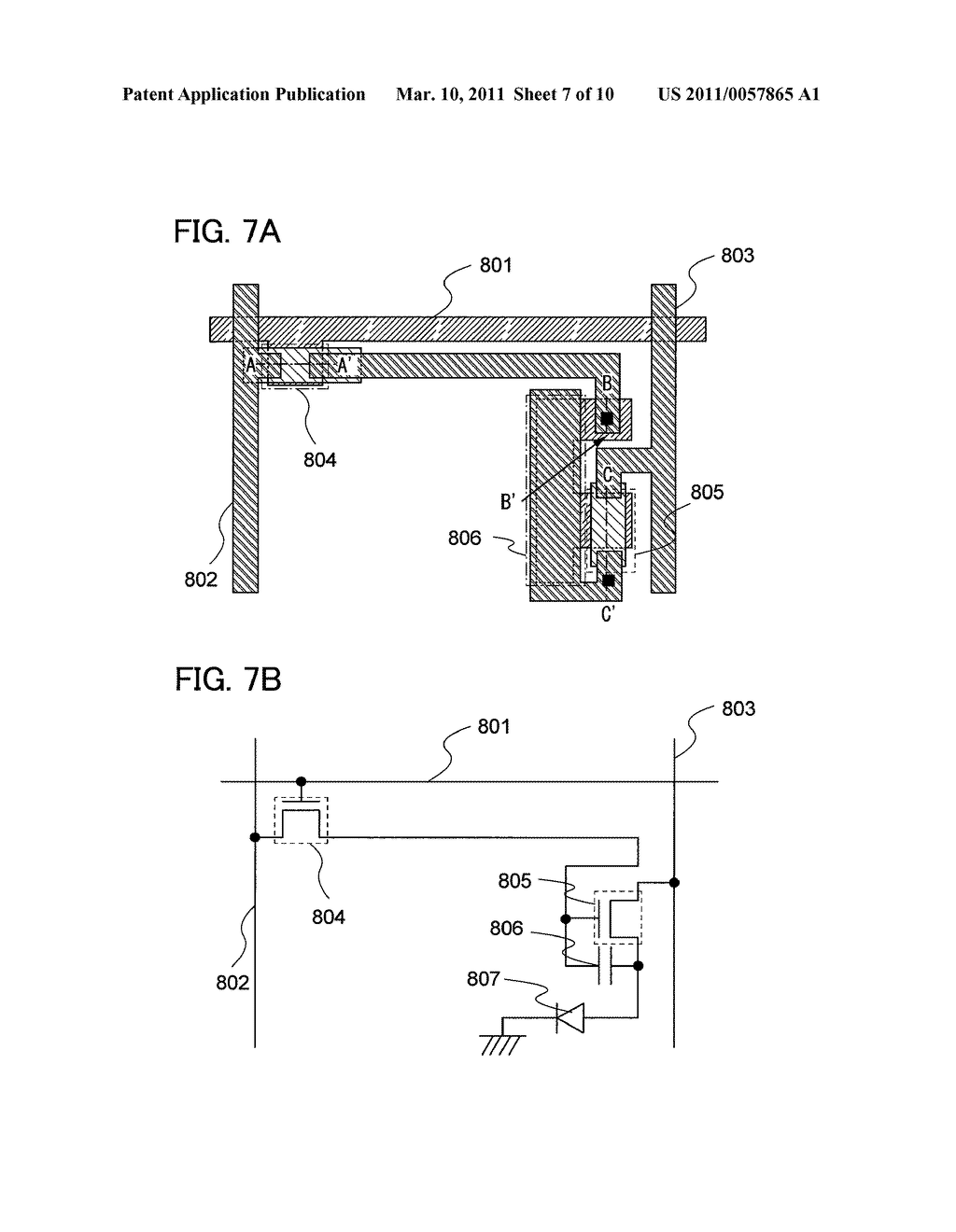 DISPLAY DEVICE AND ELECTRONIC DEVICE INCLUDING THE SAME - diagram, schematic, and image 08