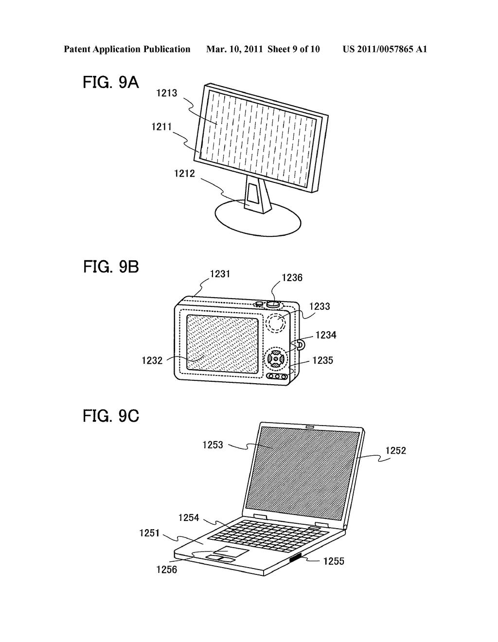 DISPLAY DEVICE AND ELECTRONIC DEVICE INCLUDING THE SAME - diagram, schematic, and image 10
