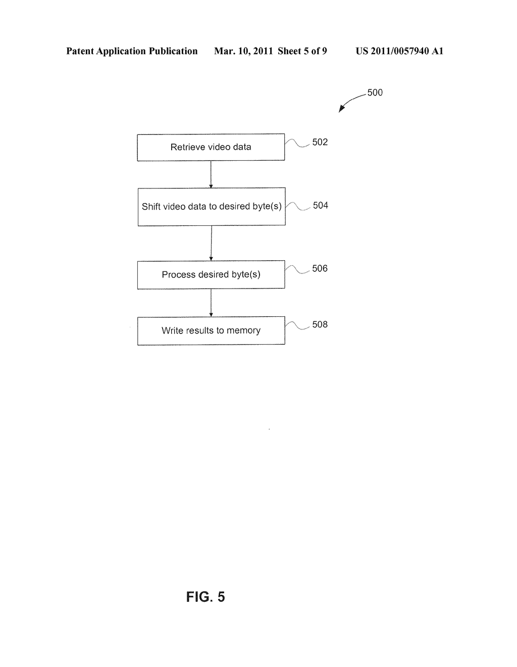 Processing Unit to Implement Video Instructions and Applications Thereof - diagram, schematic, and image 06