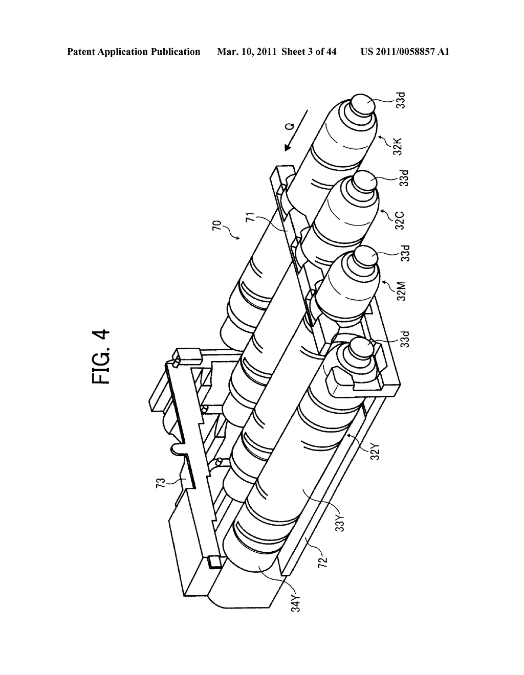 TONER CONTAINER, IMAGE FORMING APPARATUS INCLUDING SAME, AND CONNECTING STRUCTURE FOR CONNECTING TONER CONTAINER AND IMAGE FORMING APPARATUS - diagram, schematic, and image 04