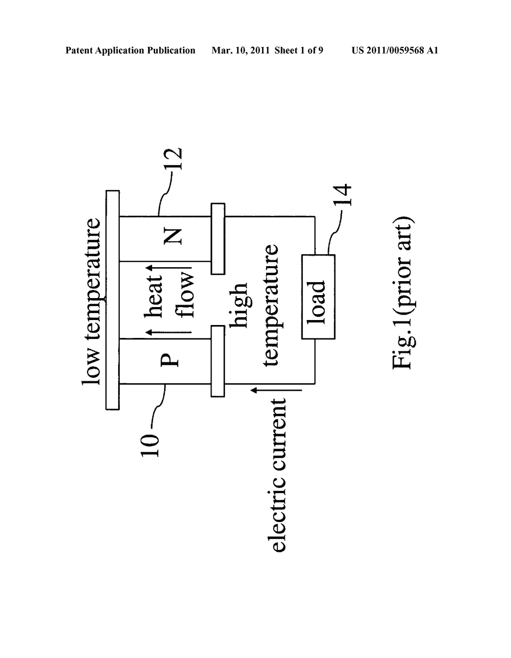 METHOD FOR FABRICATING NANOSCALE THERMOELECTRIC DEVICE - diagram, schematic, and image 02