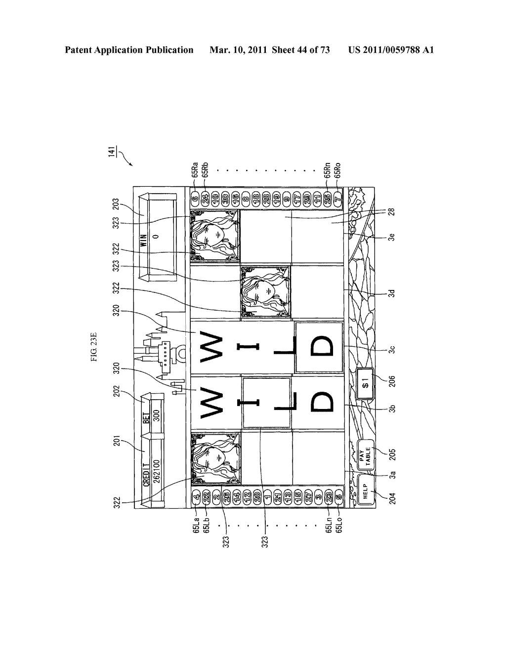 GAMING MACHINE AND CONTROL METHOD THEREOF - diagram, schematic, and image 45