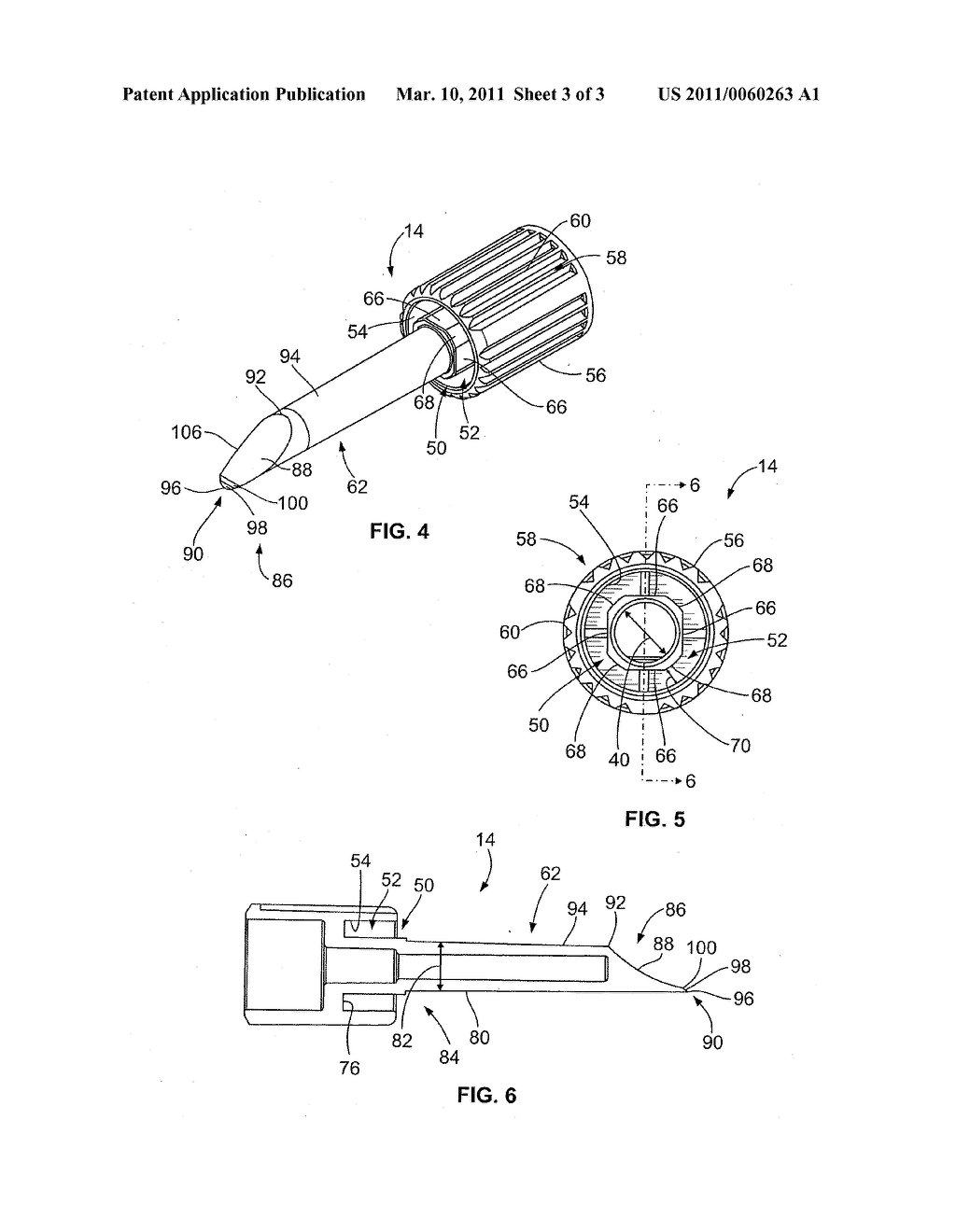 Medical Devices and Methods for Assisting in Sub-Scab Access - diagram, schematic, and image 04