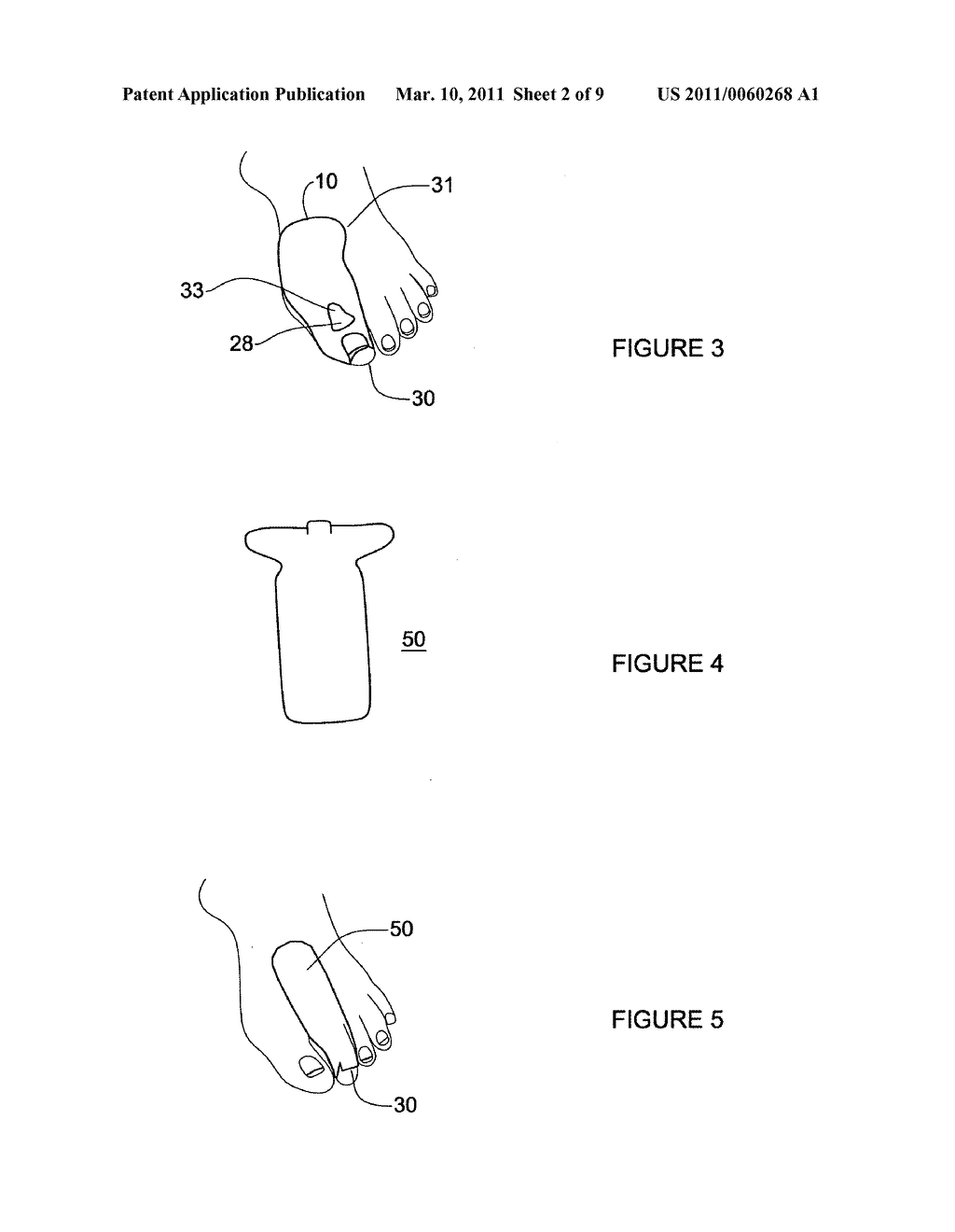 NAIL TREATMENT DEVICE - diagram, schematic, and image 03