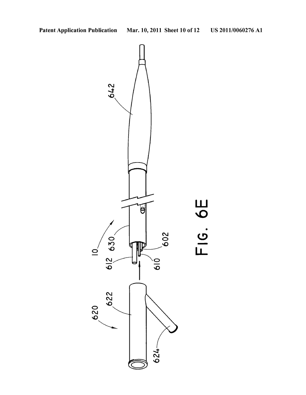 BALLOON CATHETER FOR DELIVERING A THERAPEUTIC AGENT - diagram, schematic, and image 11