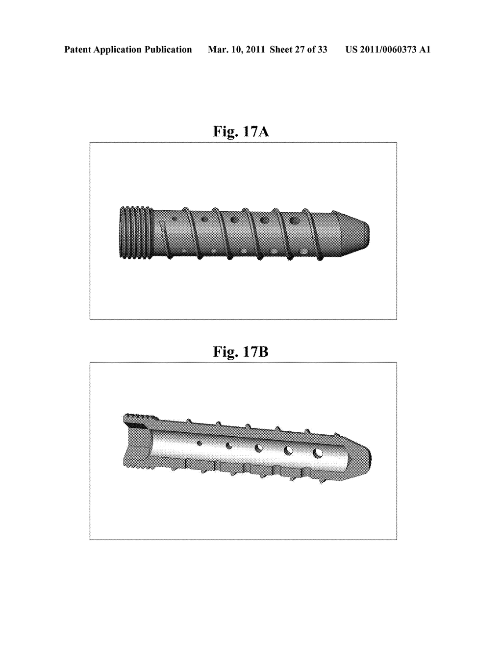 BONE SCREWS AND METHODS OF USE THEREOF - diagram, schematic, and image 28