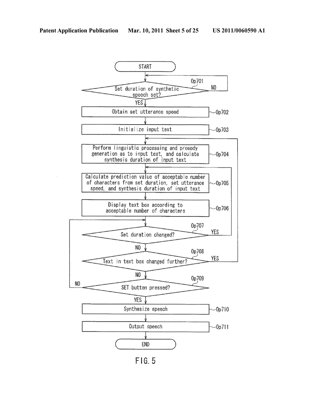 SYNTHETIC SPEECH TEXT-INPUT DEVICE AND PROGRAM - diagram, schematic, and image 06