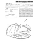 Entertaining and promotional head gear diagram and image