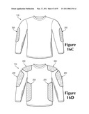 Cushioning Elements For Apparel And Other Products diagram and image