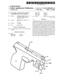 ATTACHMENT SYSTEM USED TO MOUNT ACCESSORY DEVICES TO A FIREARM diagram and image