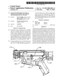 SYSTEM FOR PROVIDING ELECTRICAL POWER TO ACCESSORIES MOUNTED ON THE POWERED RAIL OF A WEAPON diagram and image