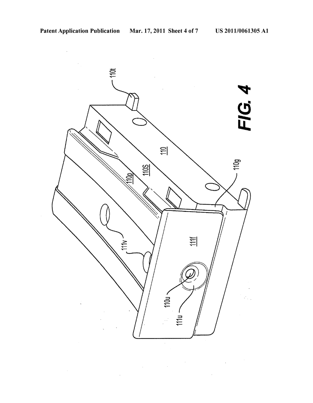 ROLLER FOR A SLIDING PANEL ASSEMBLY, AND METHOD OF INSTALLING A SLIDING PANEL ASSEMBLY - diagram, schematic, and image 05