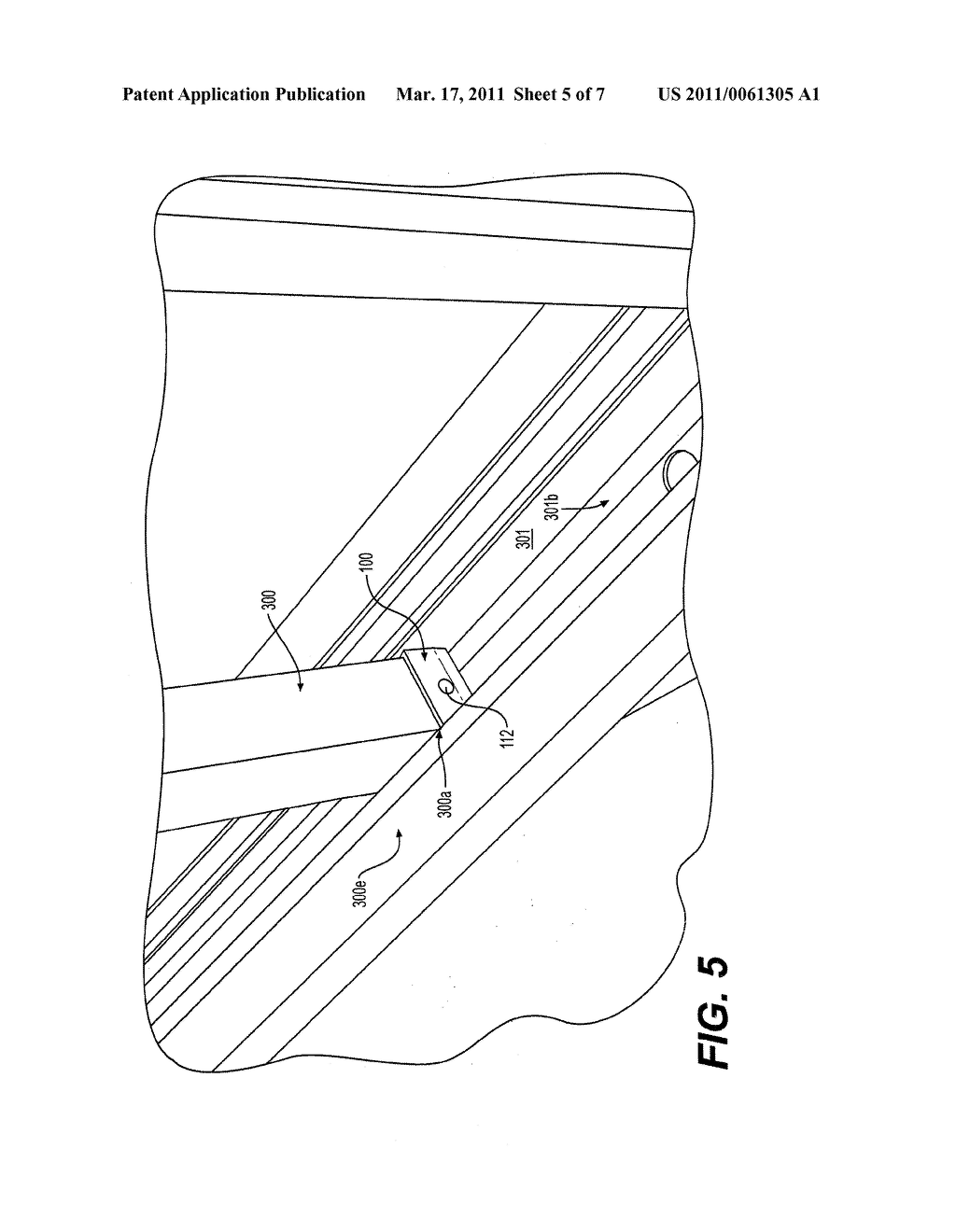 ROLLER FOR A SLIDING PANEL ASSEMBLY, AND METHOD OF INSTALLING A SLIDING PANEL ASSEMBLY - diagram, schematic, and image 06
