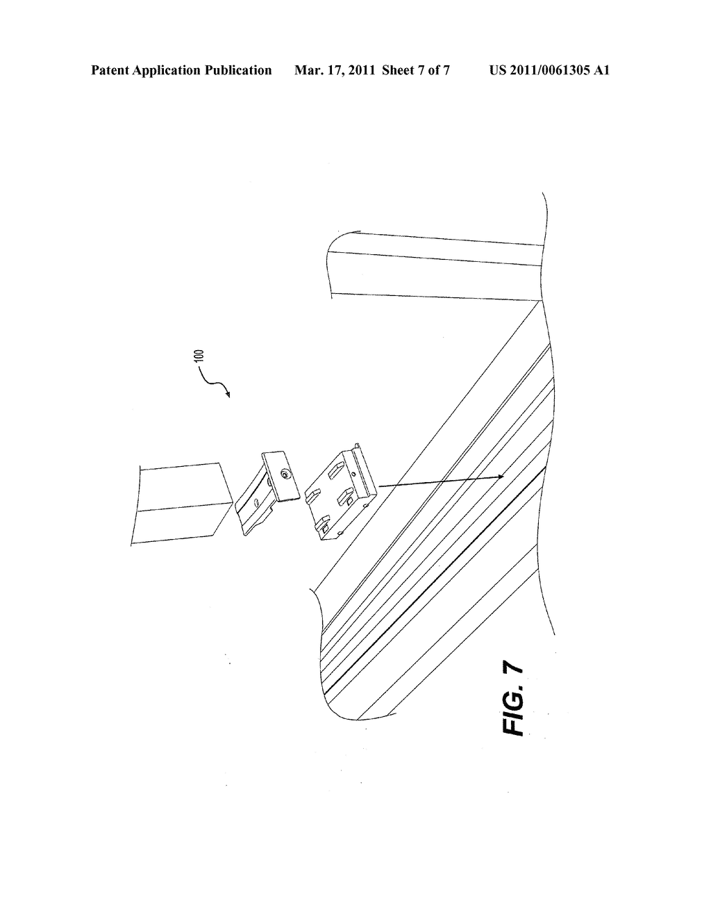 ROLLER FOR A SLIDING PANEL ASSEMBLY, AND METHOD OF INSTALLING A SLIDING PANEL ASSEMBLY - diagram, schematic, and image 08