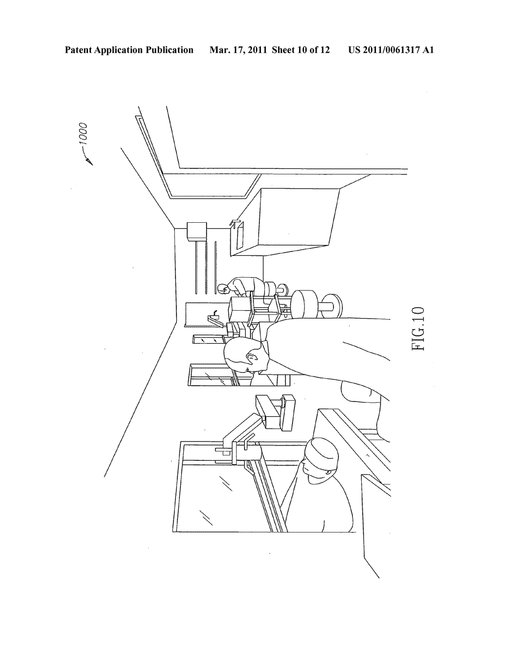 Hybrid operating room, and method of using thereof - diagram, schematic, and image 11