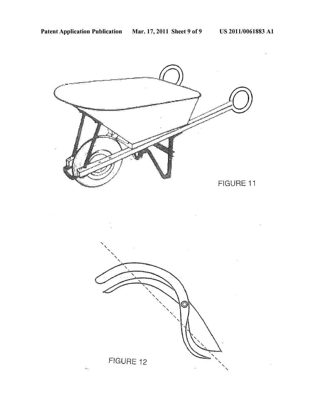 SHORT-HANDLED, ERGONOMIC GARDEN TOOLS - diagram, schematic, and image 10