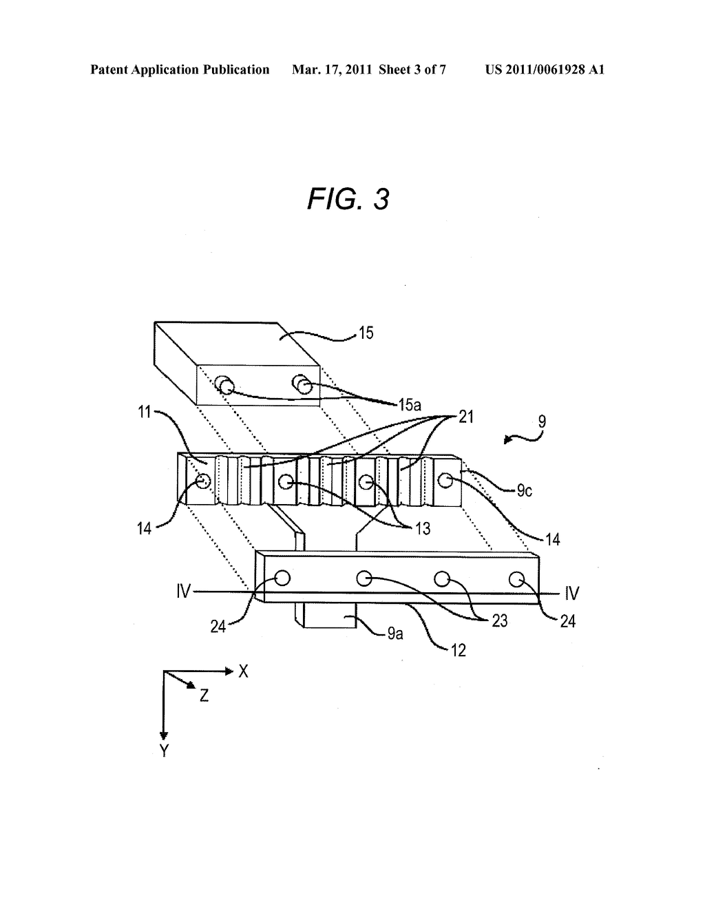 FLEXIBLE PRINTED WIRING BOARD AND ELECTRONIC APPARATUS HAVING FLEXIBLE PRINTED WIRING BOARD - diagram, schematic, and image 04