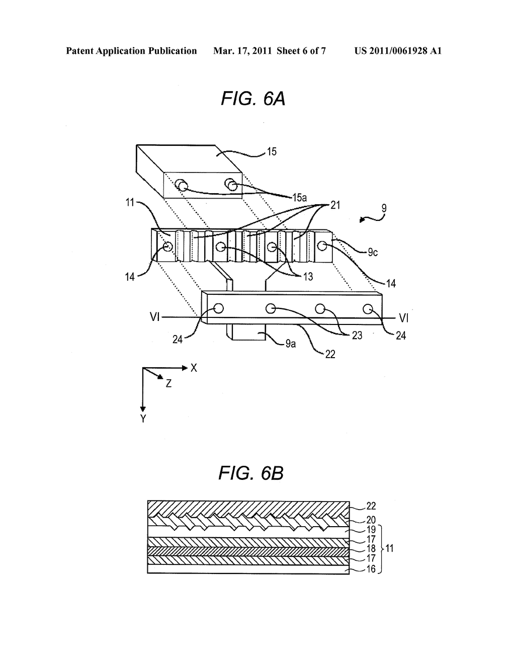 FLEXIBLE PRINTED WIRING BOARD AND ELECTRONIC APPARATUS HAVING FLEXIBLE PRINTED WIRING BOARD - diagram, schematic, and image 07