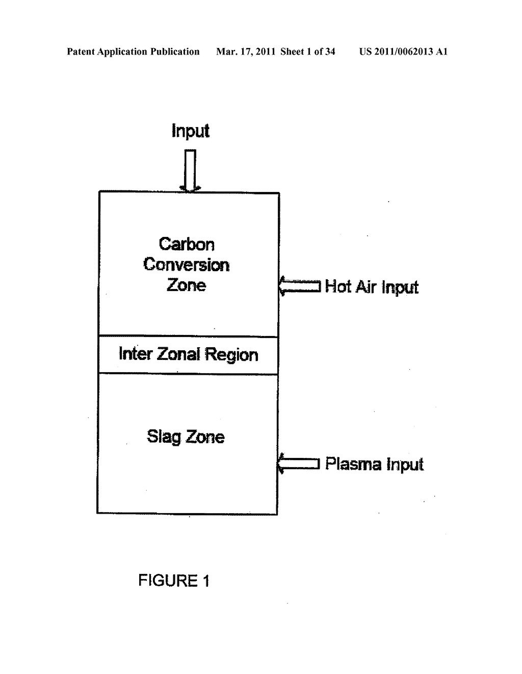 Multi-Zone Carbon Conversion System with Plasma Melting - diagram, schematic, and image 02